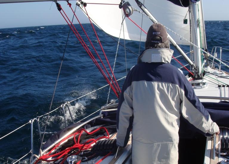 Traslado veleros por mar