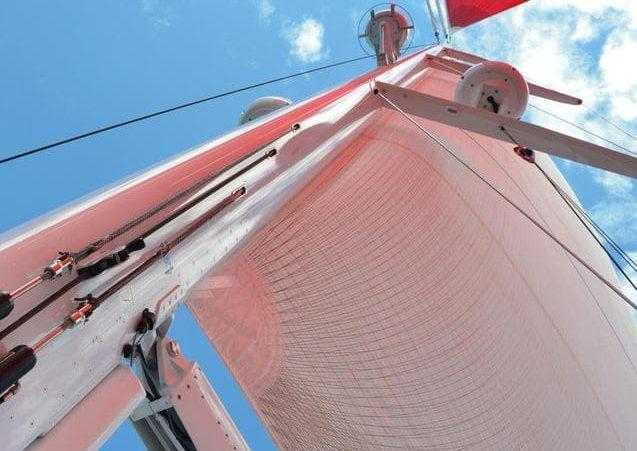 mastiles de aluminio para veleros