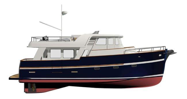 Plano Rhea Trawler 47