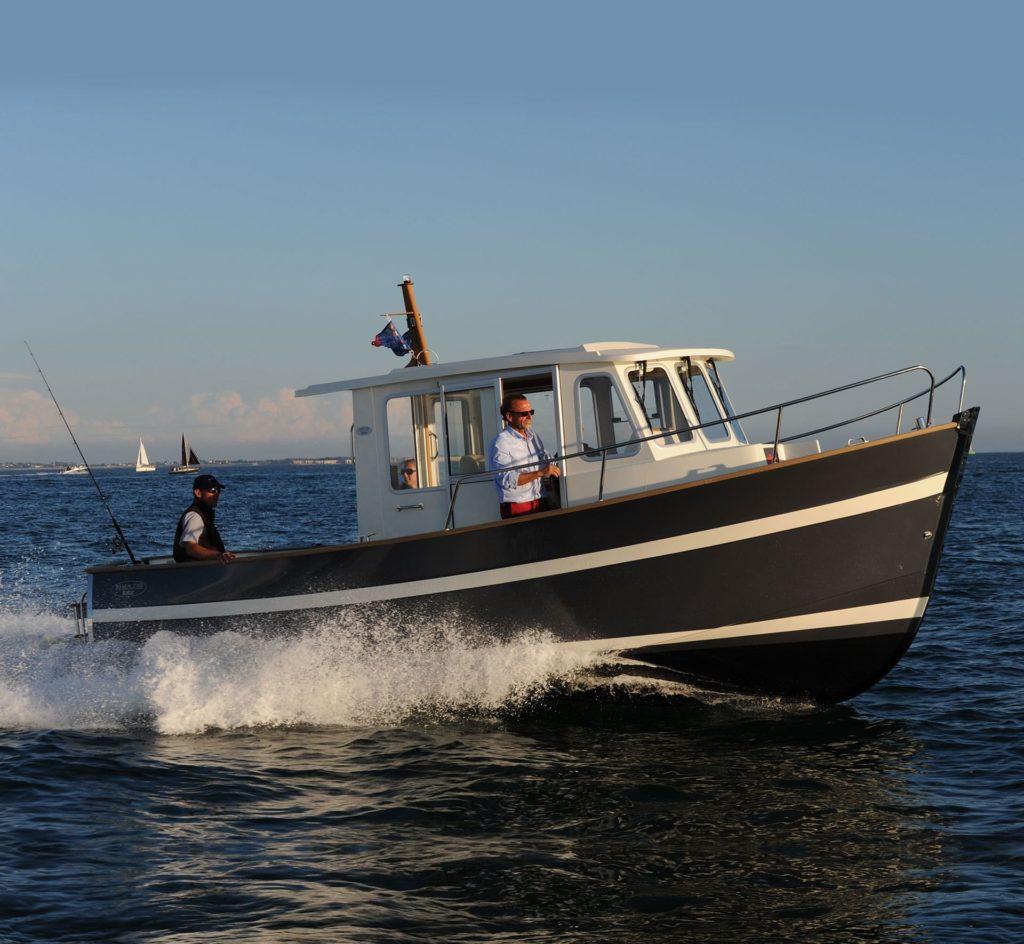 Barco Rhea 730 Timonier