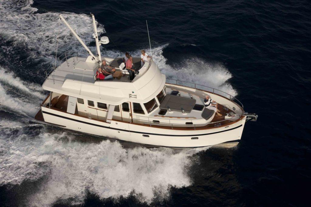 Trawler 43 Rhea
