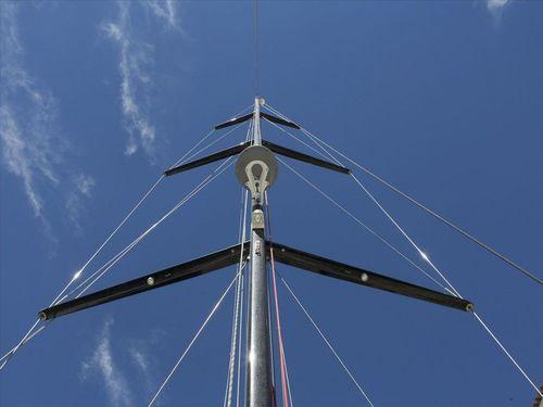 mastiles de carbono para barcos