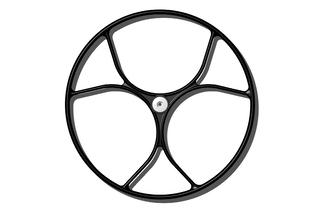 rueda de timon para velero