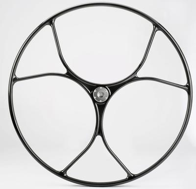 ruedas de timon de carbono