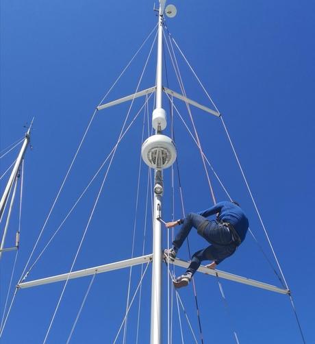venta de mastiles para barcos